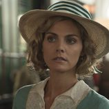 Amaia Salamanca es la protagonista de la serie 'Tiempos de guerra'