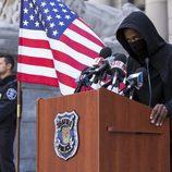 El enmascarado de 'Death Note'