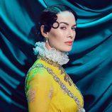 Lena Headey, Cersei Lannister 'Juego de Tronos', posa para TIME