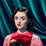 Maisie Williams, Aria Stark en 'Juego de Tronos', posa para la revista TIME