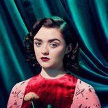 Maisie Williams, Aria Stark en 'Juego de Tronos', posa para la revista TIME