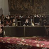 Elena Rivera interpreta a la Infanta Margarita en 'El Ministerio del Tiempo'