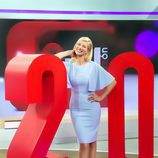 Anne Igartiburu presentadora de 'Corazon'
