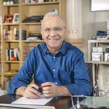 Doctor Nicolás Romero en el plató del programa de TVE