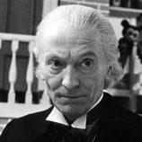 William Hartnell, primera encarnación del Doctor en 'Doctor Who'