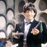 Patrick Troughton, segunda encarnación del Doctor en 'Doctor Who'
