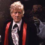 Jon Pertwee, tercera encarnación del Doctor en 'Doctor Who'