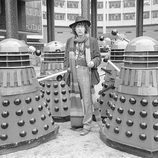 Tom Baker, cuarta encarnación del Doctor en 'Doctor Who'