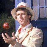 Peter Davison, quinta encarnación del Doctor en 'Doctor Who'