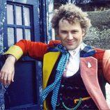 Colin Baker, sexta encarnación del Doctor en 'Doctor Who'