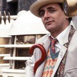 Sylvester McCoy, séptima encarnación del Doctor en 'Doctor Who'