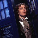 Paul McGann, octava encarnación del Doctor en 'Doctor Who'