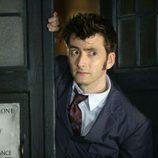 David Tennant, décima encarnación del Doctor en 'Doctor Who'
