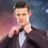 Matt Smith, undécima reencarnación del Doctor en 'Doctor Who'