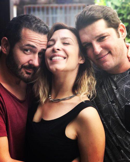 Alejandro Parreño, Gisela y Manu Tenorio ('Operación Triunfo')
