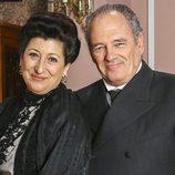 Carlos Olalla y Montse Alcoverro interpretan a Jaime Alday y Úrsula en  'Acacias 38'