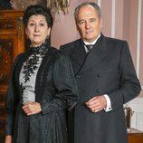 Montse Alcoverro y Carlos Olalla intepretan a Úrsula y Jaime Alday en 'Acacias 38'