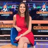 Sandra Díaz nueva encargada de las redes sociales de 'El chiringuito de jugones'