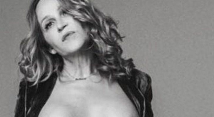 Antonia San Juan La Que Se Avecina Protagoniza Un Desnudo En