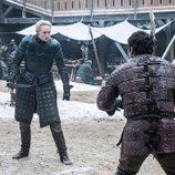 Brienne de Tarth en la séptima temporada de 'Juego de Tronos'