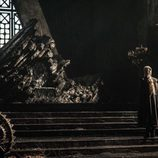 Daenerys Targaryen en la Fortaleza Roja en la séptima temporada de 'Juego de Tronos'
