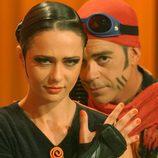 Diana Lázaro y Miguel Mota eran Cybercelia y Rocko Alicates de 'Cyberclub', programa infantil de Telemadrid