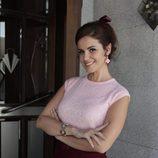 Marta Torné posa sonriente para 'Velvet colección'