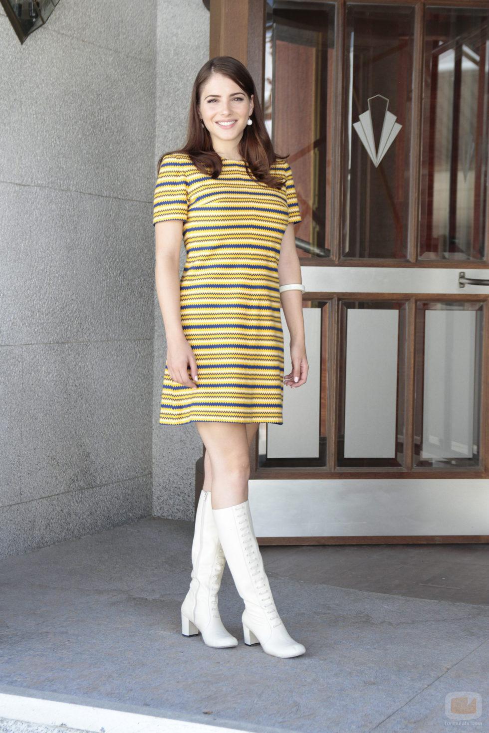 Así es el look de Andrea Duro para 'Velvet colección'