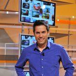 Daniel Domenjó presenta el programa 'Está pasando' en el fin de semana
