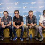 Presentación de 'Mira lo que has hecho', la nueva serie de comedia de Movistar +