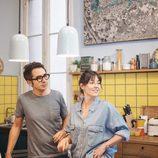 Berto Romero y Eva Ugarte aparecen en la cocina de 'Mira lo que has hecho'