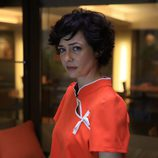 Diana Lázaro era Cybercelia en su etapa en 'Cyberclub', programa infantil de Telemadrid