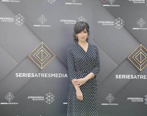 Verónica Sánchez en la presentación de 'Tiempos de guerra'