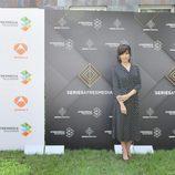 La actriz Verónica Sánchez posa en la presentación de 'Tiempos de guerra'