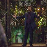 Damián Alcázar (Gilberto Rodríguez) es el líder del cártel de Cali en la tercera temporada de 'Narcos'