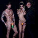 Rodri y Bea ('GH 17') posan totalmente desnudos para Primera Linea