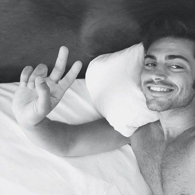 Las imágenes más sexys de Rubén Bernal