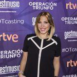 Gisela en los castings de 'OT 2017' en Madrid