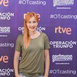 Mireia Montávez de 'OT 2017' en los castings de Madrid