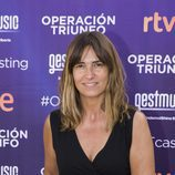 Noemí Galera posa en los castings de 'OT 2017' en Madrid