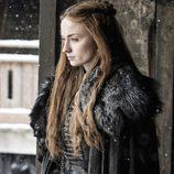 Sansa Stark en el segundo capítulo de la séptima temporada de 'Juego de Tronos'