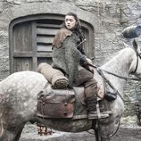 Arya Stark en el segundo capítulo de la séptima temporada de 'Juego de Tronos'