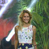 Alba Carillo posa en la gala final de 'Supervivientes 2017'