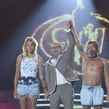 José Luis gana 'Supervivientes 2017'