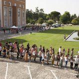Más de 2000 personas asistieron al casting de 'OT 2017' en Madrid