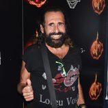Juan Miguel en la fiesta de 'Supervivientes 2017'