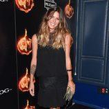 Laura Matamoros, finalista de 'Supervivientes 2017', en la fiesta del reality