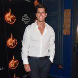 Diego Matamoros en la fiesta de 'Supervivientes 2017'