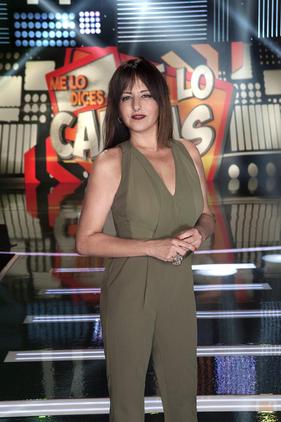Yolanda Ramos en 'Me lo dices o me lo cantas'