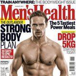 Sam Heughan se desnuda para  Men's Health South África